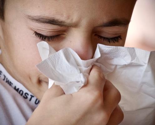 robotstofzuiger voor allergieën