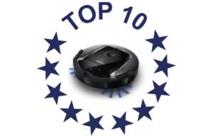 top 10 robotstofzuigers