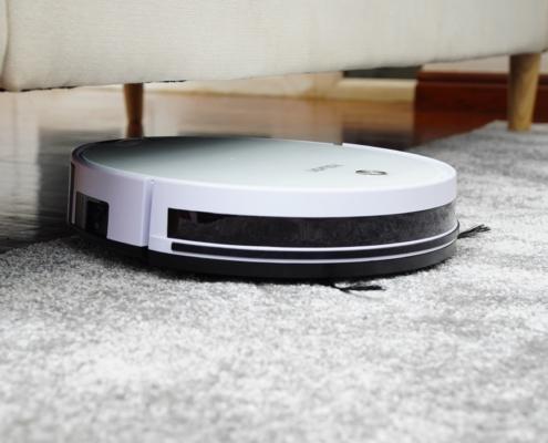 robotstofzuiger-afstandsbediening