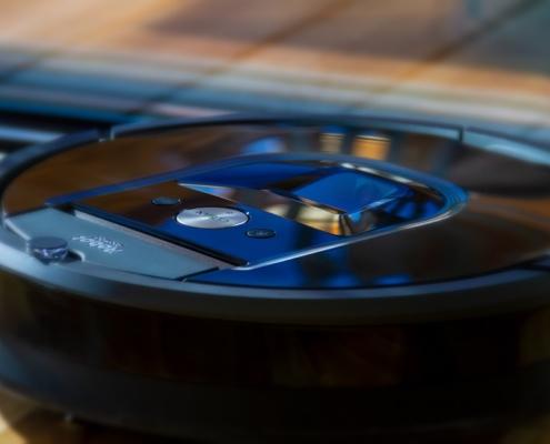 stofzuiger smart home mogelijkheden
