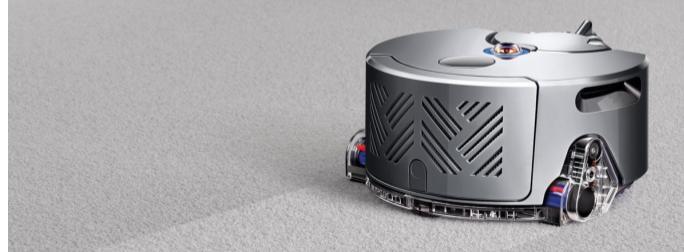 dyson 360 eye robotstofzuiger